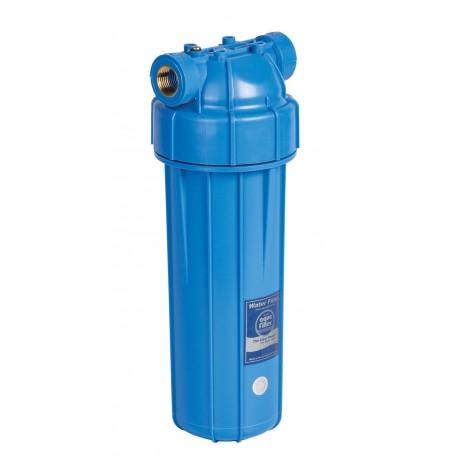 "Porte filtre 10""  opaque bleu PFO10"