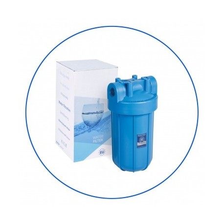 "Kit Big Blue 10""  filtration charbon actif"