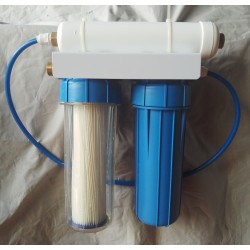 Kit filtration 3 modules + UV 14W